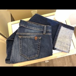 Joes jeans stretchy crop